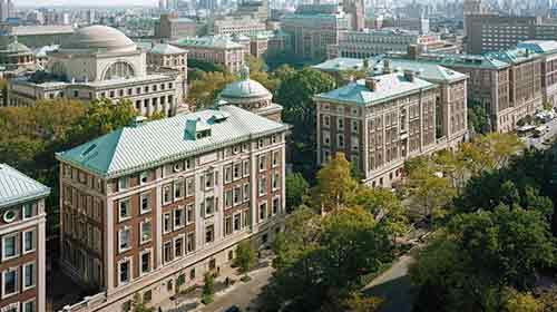 Columbia University Campust