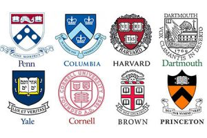 Ivy League Badges