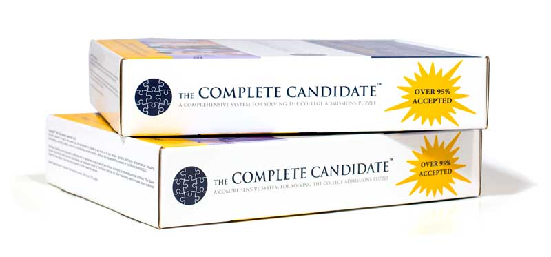 The Complete Candidate Boxes Stacked