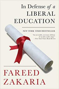 Why Fareed Is Right