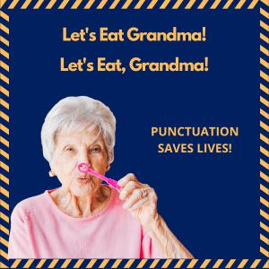 Let's Eat Grandma! Let's Eat, Grandma!